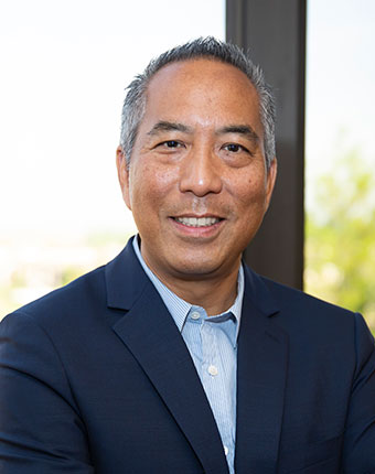 John Chang, Chief Financial Officer