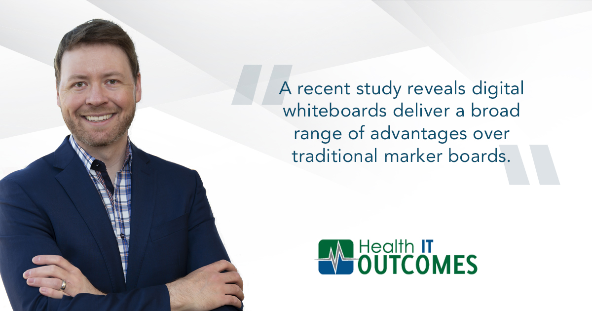 Digital Whiteboards Study Results