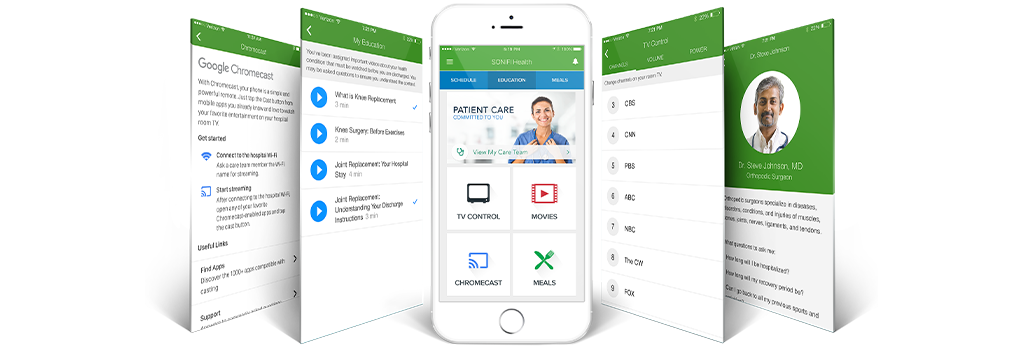 Patient Mobile – Bring Your Own Device